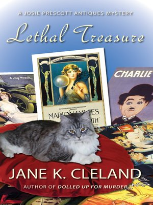 cover image of Lethal Treasure